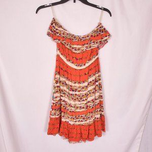 Accidentally In Love Mini Off Shoulder Dress